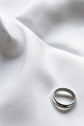 婚約指輪探し