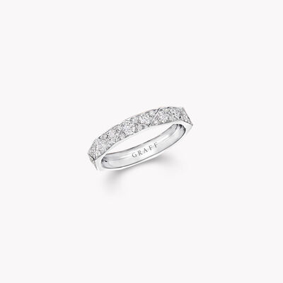 Laurence Graff Signature Diamond Band
